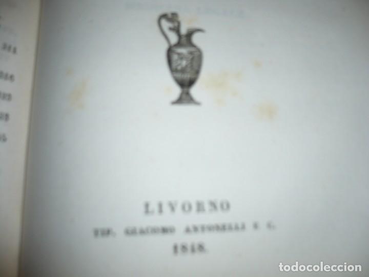Libros antiguos: LEZIONI DI MEDICINA LEGALE-FRAMMENTI INEDITI FRANCESCO PUCCINOTTI 1847-48 LIVORNO - Foto 11 - 173482960