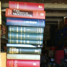 Libros antiguos: LOTE DE 17 LIBROS DE MEDICINA . Lote 173817739
