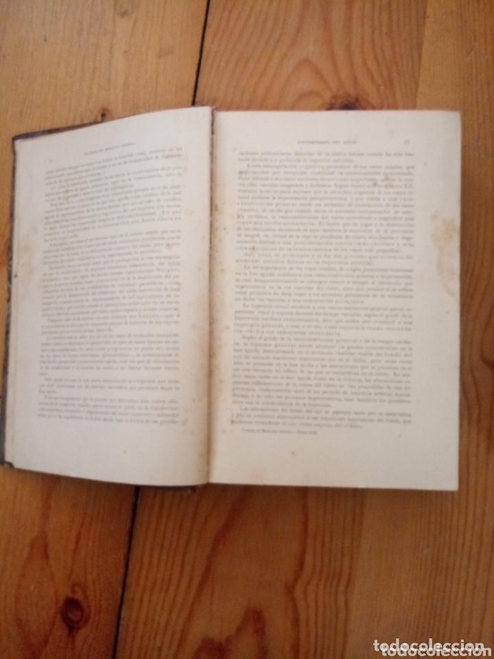 Libros antiguos: Libros TRATADO DE MEDICINA INTERNA DR. L MOHR Y DR. STAEHELIN 1915. 8 TOMOS - Foto 10 - 159096164