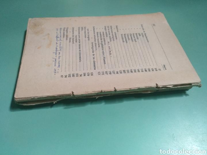 Libros antiguos: Función higiénico-sanitaria del Farmacéutico rural. Córdoba 1931. José Bayona Sánchez - Foto 2 - 175590264