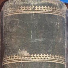 Libros antiguos: TRATADO DE ANATOMÍA TOPOGRÁFICA APICADA Á LA CIRUGÍA - P. TILLAUX 2 TOMOS . Lote 175873188