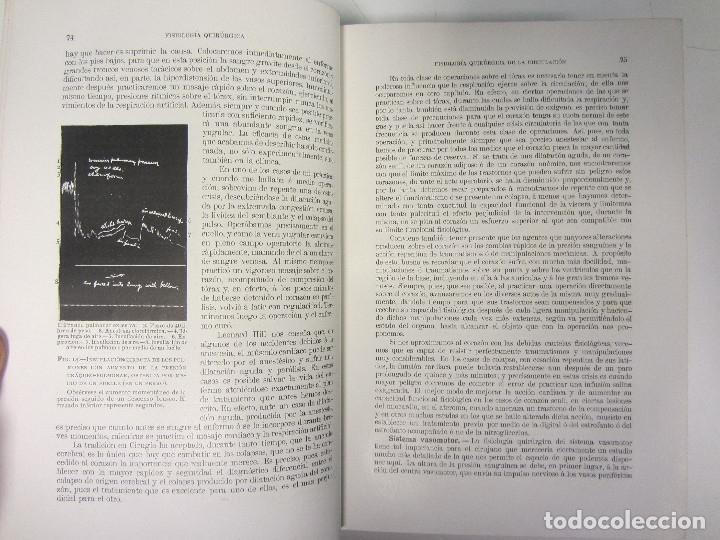 Libros antiguos: CIRUGÍA.TRATADO TEORICO-PRÁCTICO 1910-1911-1912-1914-1915. LOTE DE 5 TOMOS ILUSTRADOS- W. W. KEEN - Foto 7 - 176002245