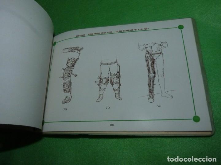 Libros antiguos: Raro catálogo muestrario ortopedia protesis principios siglo XX Casa Xavier Portugal gran estado - Foto 10 - 176302258