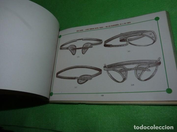 Libros antiguos: Raro catálogo muestrario ortopedia protesis principios siglo XX Casa Xavier Portugal gran estado - Foto 13 - 176302258