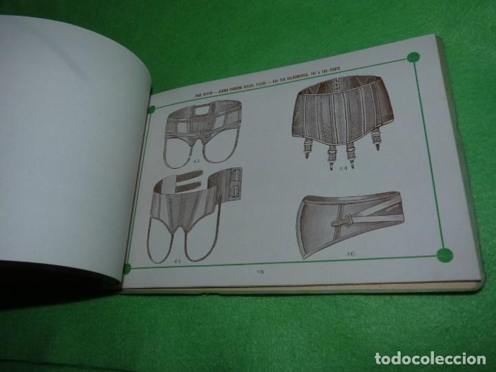 Libros antiguos: Raro catálogo muestrario ortopedia protesis principios siglo XX Casa Xavier Portugal gran estado - Foto 14 - 176302258