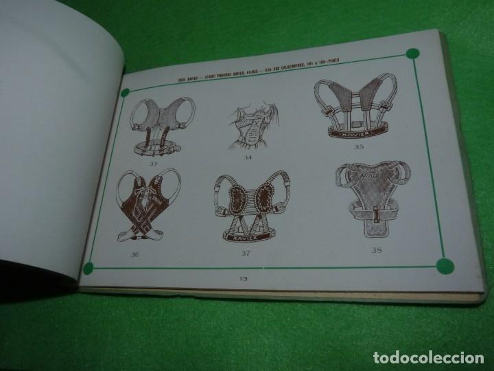 Libros antiguos: Raro catálogo muestrario ortopedia protesis principios siglo XX Casa Xavier Portugal gran estado - Foto 15 - 176302258
