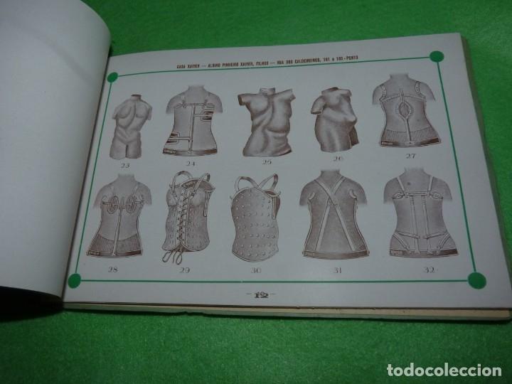Libros antiguos: Raro catálogo muestrario ortopedia protesis principios siglo XX Casa Xavier Portugal gran estado - Foto 16 - 176302258