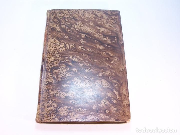 Libros antiguos: Biblioteca escogida de medicina y cirujía. Clínica médica ú observaciones selectas. G. Andral. 5 tom - Foto 3 - 178330910