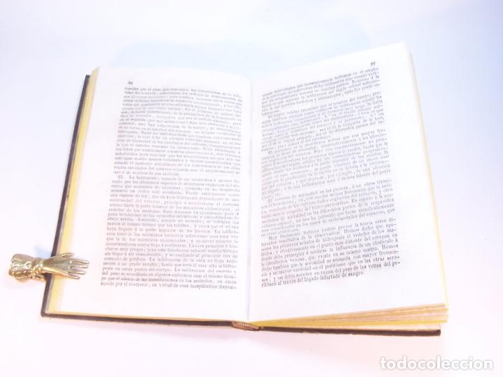 Libros antiguos: Biblioteca escogida de medicina y cirujía. Clínica médica ú observaciones selectas. G. Andral. 5 tom - Foto 6 - 178330910