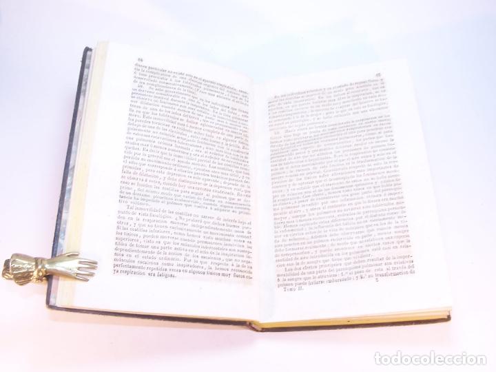 Libros antiguos: Biblioteca escogida de medicina y cirujía. Clínica médica ú observaciones selectas. G. Andral. 5 tom - Foto 12 - 178330910