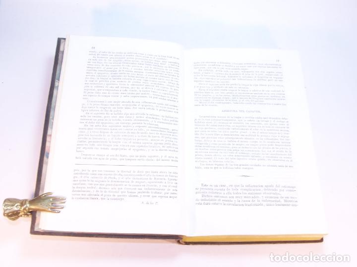 Libros antiguos: Biblioteca escogida de medicina y cirujía. Clínica médica ú observaciones selectas. G. Andral. 5 tom - Foto 25 - 178330910