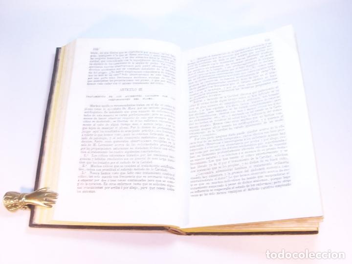 Libros antiguos: Biblioteca escogida de medicina y cirujía. Clínica médica ú observaciones selectas. G. Andral. 5 tom - Foto 27 - 178330910
