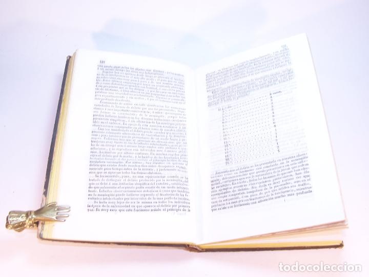 Libros antiguos: Biblioteca escogida de medicina y cirujía. Clínica médica ú observaciones selectas. G. Andral. 5 tom - Foto 34 - 178330910
