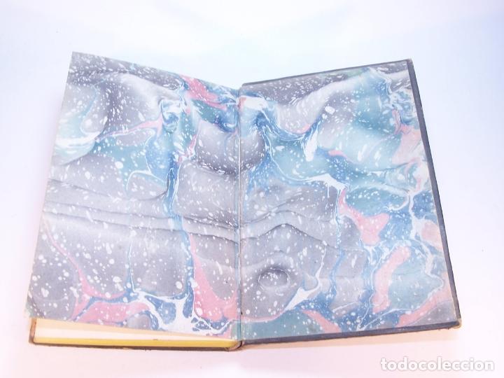 Libros antiguos: Biblioteca escogida de medicina y cirujía. Clínica médica ú observaciones selectas. G. Andral. 5 tom - Foto 36 - 178330910