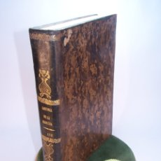 Libros antiguos: COMPENDIO HISTÓRICO DE LA MEDICINA ESPAÑOLA. EL DIVINO VALLES. DON MARIANO GONZÁLEZ DE SÁMANO. 1850.. Lote 178331728