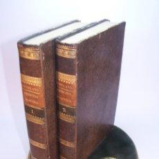 Libros antiguos: TRATADO COMPLETO DE MEDICINA PRÁCTICA. C. G. HUFELAND. 1ER. MÉDICO DE REY DE PRUSIA. 2 TOMOS. 1842.. Lote 178335026