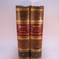 Libros antiguos: TRATADO TEÓRICO PRÁCTICO DEL ARTE DE LOS PARTOS. W. S. PLAYFAIR. F. GARCÍA MOLINAS. 2 TOMOS. 1896. . Lote 178722102