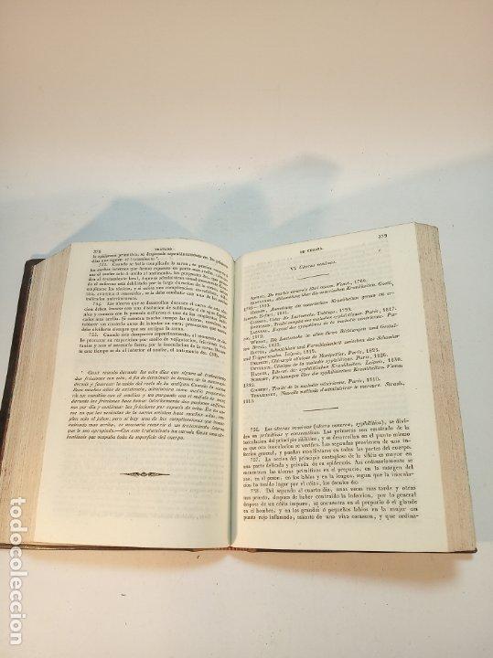 Libros antiguos: Tratado completo de Cirujía. M. J. Chelius. 3 Tomos. Librería Sres. Viuda de Calleja e hijos. 1843. - Foto 8 - 178326731