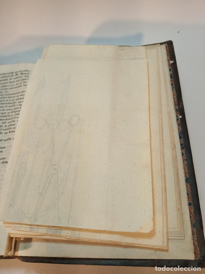 Libros antiguos: Tratado completo de Cirujía. M. J. Chelius. 3 Tomos. Librería Sres. Viuda de Calleja e hijos. 1843. - Foto 21 - 178326731
