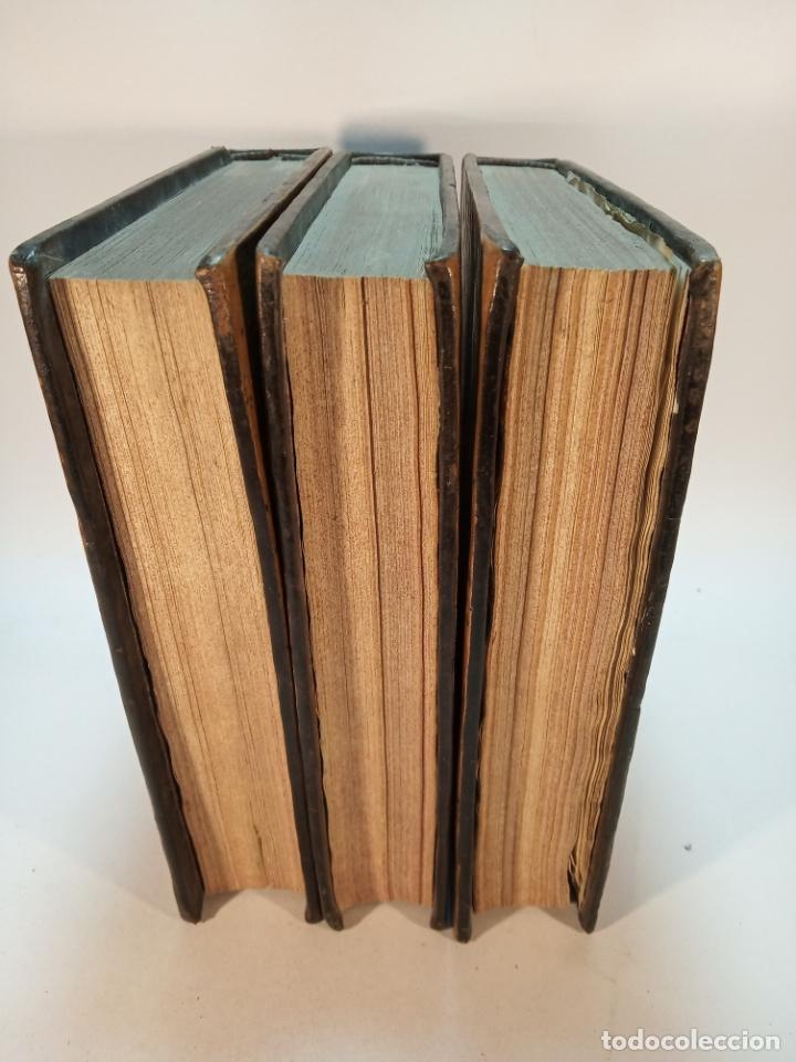 Libros antiguos: Tratado completo de Cirujía. M. J. Chelius. 3 Tomos. Librería Sres. Viuda de Calleja e hijos. 1843. - Foto 35 - 178326731