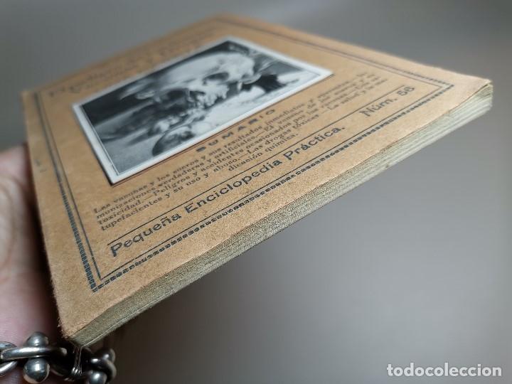 Libros antiguos: EL PELIGRO DE LOS SUEROS, VACUNAS Y DROGAS (DR. E. ALFONSO) PEQUEÑA ENCICLOPEDIA PRACTICA Nº 56 - Foto 4 - 178820706