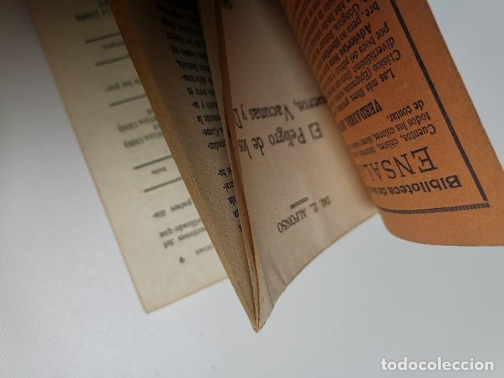 Libros antiguos: EL PELIGRO DE LOS SUEROS, VACUNAS Y DROGAS (DR. E. ALFONSO) PEQUEÑA ENCICLOPEDIA PRACTICA Nº 56 - Foto 7 - 178820706