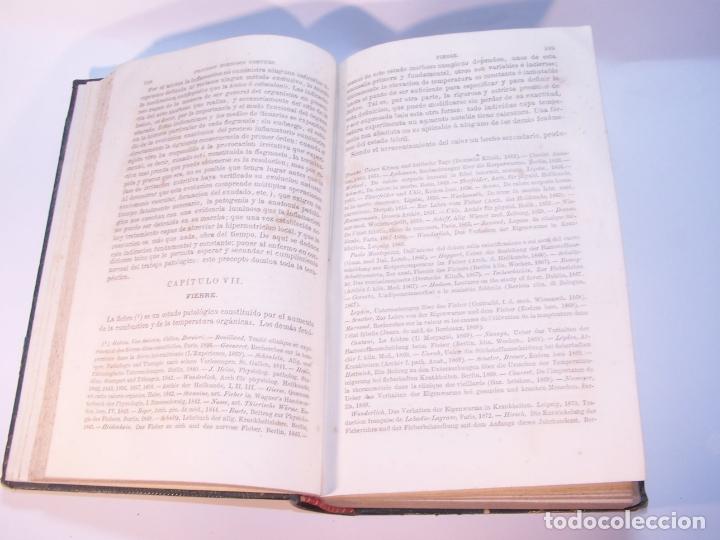 Libros antiguos: Tratado de patología interna. S. Jaccoud. D. Joaquín Gassó. 3 tomos. Carlos Bailly-Bailliere. 1881. - Foto 4 - 178986296