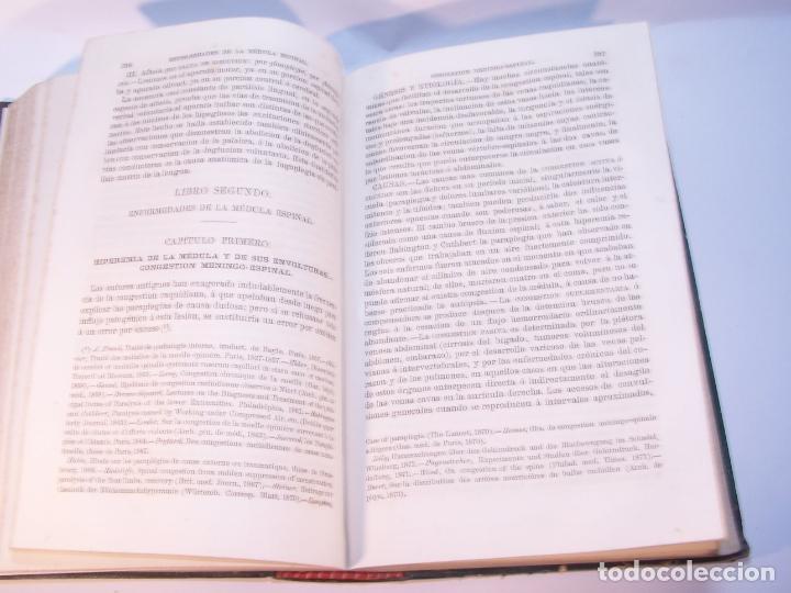 Libros antiguos: Tratado de patología interna. S. Jaccoud. D. Joaquín Gassó. 3 tomos. Carlos Bailly-Bailliere. 1881. - Foto 5 - 178986296