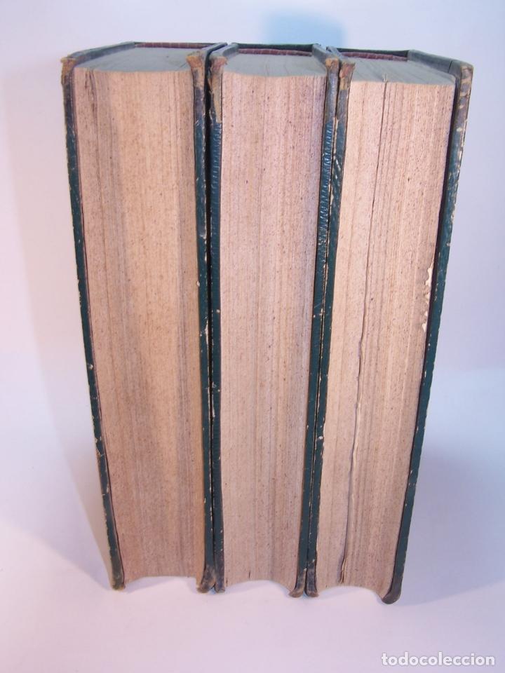 Libros antiguos: Tratado de patología interna. S. Jaccoud. D. Joaquín Gassó. 3 tomos. Carlos Bailly-Bailliere. 1881. - Foto 20 - 178986296