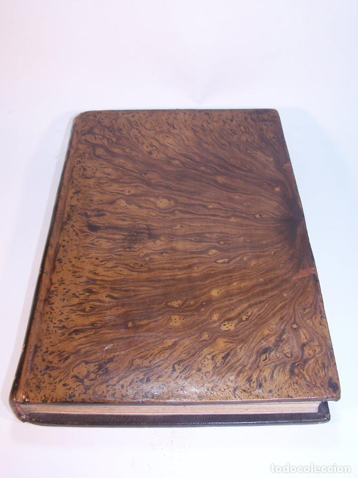 Libros antiguos: Tratado elemental de patología general y semeyología. A. Hardy y J. Behier. 2 tomos. Madrid. 1846. - Foto 2 - 179031797