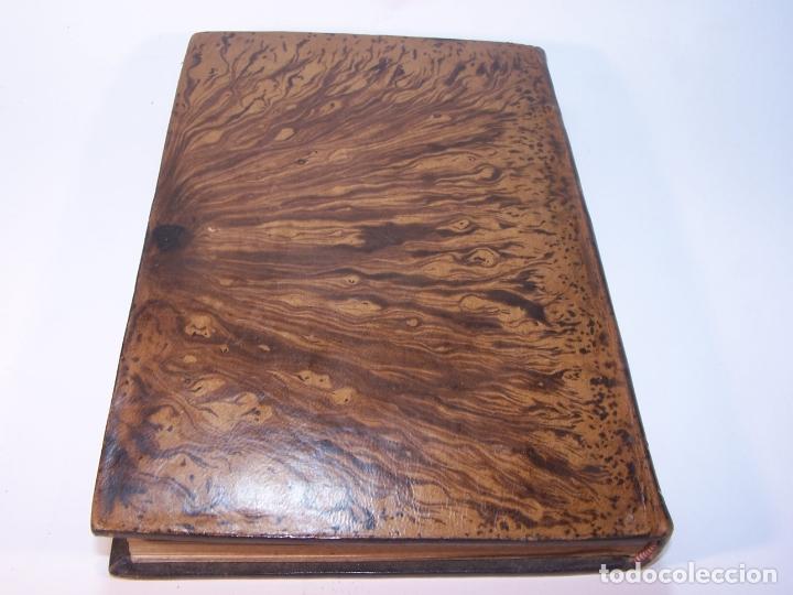 Libros antiguos: Tratado elemental de patología general y semeyología. A. Hardy y J. Behier. 2 tomos. Madrid. 1846. - Foto 7 - 179031797