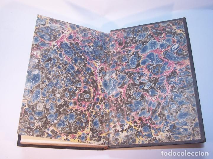 Libros antiguos: Tratado elemental de patología general y semeyología. A. Hardy y J. Behier. 2 tomos. Madrid. 1846. - Foto 12 - 179031797