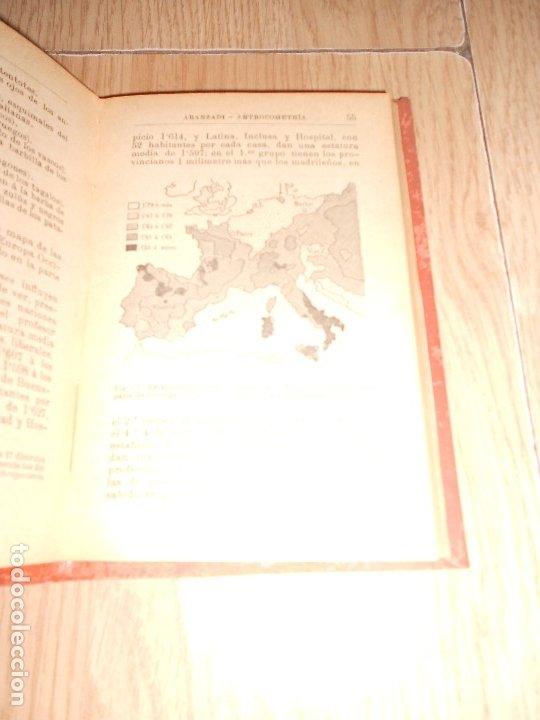 Libros antiguos: ANTROPOMETRIA - TELESFORO DE ARANZADI - MANUALES SOLER 1903 - Foto 2 - 179157432