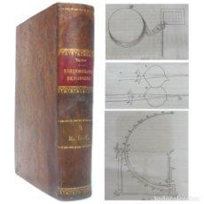 Libros antiguos: 1871 - OFTALMOLOGÍA, MEDICINA - ENFERMEDADES DE LOS OJOS - LIBRO ANTIGUO ILUSTRADO - CIENCIAS . Lote 179158791
