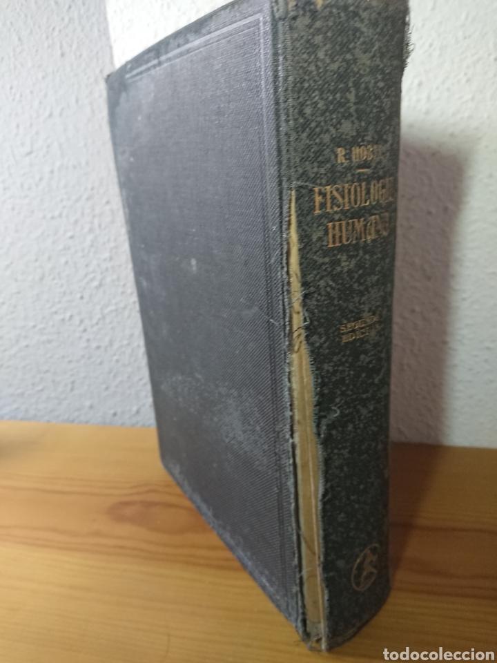 Libros antiguos: Tratado de Fisiología Humana, Rudolf Hober, 1933 - Foto 4 - 179398621