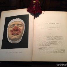 Libros antiguos: MUSEE L'HOPITAL SAINT-LOUIS. ÚNICA EDICIÓN. 1895. GRAN TAMAÑO. DERMATOLOGÍA.. Lote 179540428