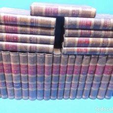 Libros antiguos: ENCICLOPEDIA VETERINARIA ( 26 VOLUMENES ) COMPLETO.- C.CADÉAC / J. BOURNAY. Lote 180237921