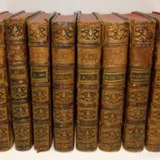 Libros antiguos: APHORISMOS DE CIRUGIA DE HERMAN BOERHAAVE. 8 TOMOS. AÑO 1779. Lote 180265946