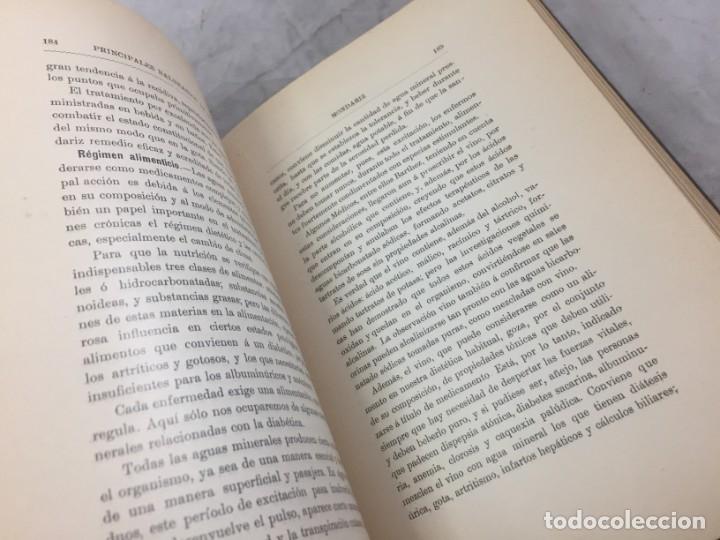 Libros antiguos: AGUAS MINERO MEDICINALES DE ESPAÑA (1903) PRINCIPALES BALNEARIOS DE ESPAÑA - Foto 14 - 180281525