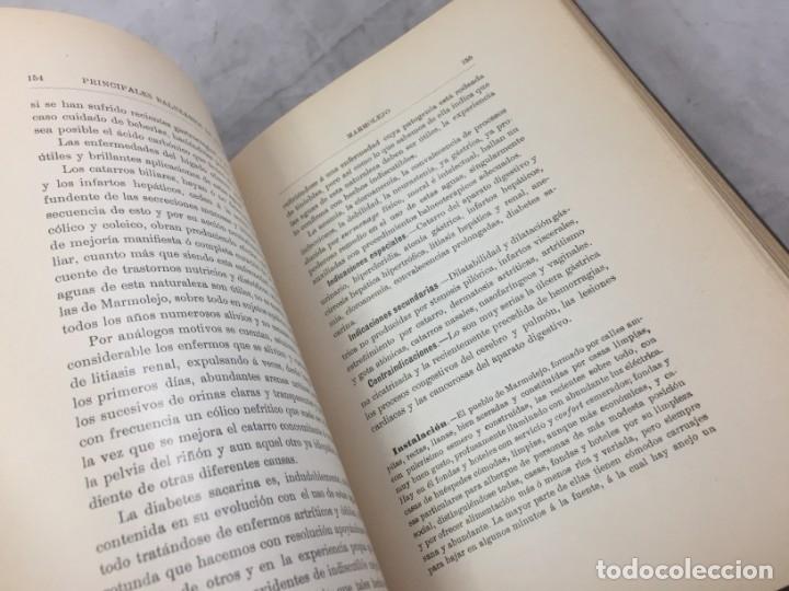 Libros antiguos: AGUAS MINERO MEDICINALES DE ESPAÑA (1903) PRINCIPALES BALNEARIOS DE ESPAÑA - Foto 16 - 180281525