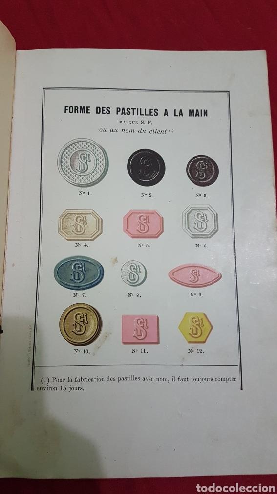 Libros antiguos: Magnifico antiguo libro de productos farmacia 1904 con láminas en Frances - Foto 2 - 180287415