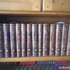 Libros antiguos: TRATADO DE MEDICINA INTERNA MOHR - STAEHELIN SATURNINO CALLEJA 17 TOMOS MADRID 1916. Lote 181907732