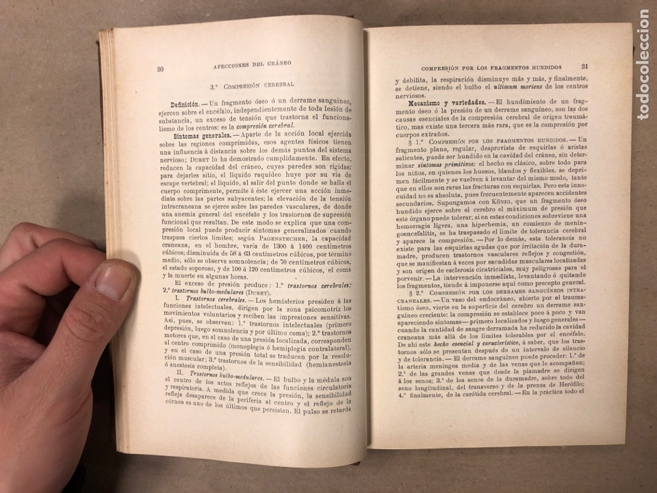 Libros antiguos: MANUAL DE PATOLOGÍA EXTERNA POR E. FORGUE. TOMO II. JOSÉ ESPASA EDITOR. ILUSTRADO. - Foto 3 - 182235775