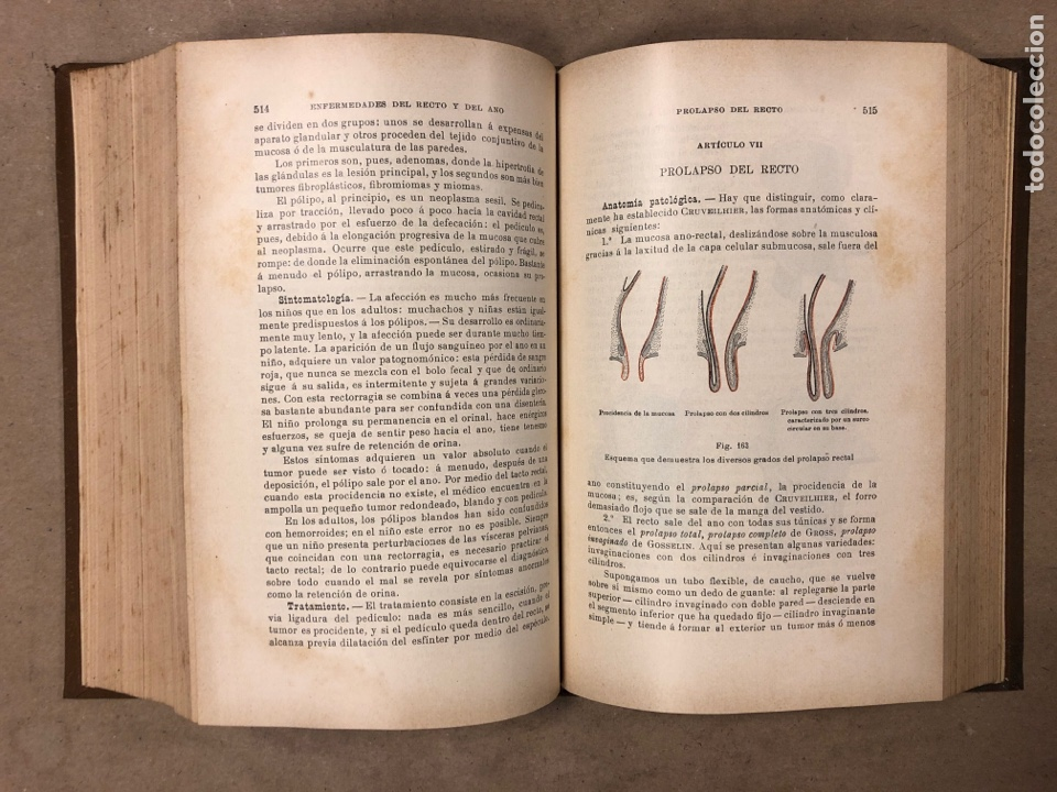 Libros antiguos: MANUAL DE PATOLOGÍA EXTERNA POR E. FORGUE. TOMO II. JOSÉ ESPASA EDITOR. ILUSTRADO. - Foto 6 - 182235775