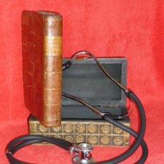 Libros antiguos: AÑO 1795 - MEDICINA EN ESPAÑOL - TRATADO DE LAS ENFERMEDADES MÁS FRECUENTES - GRABADOS DESPLEGABLES. Lote 182814371