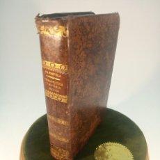 Libros antiguos: ELEMENTOS DE TERAPÉUTICA Y MATERIA MÉDICA. D RAMÓN CAPDEVILA. MADRID. 1843. IMP. DE GÓMEZ FUENTENEBR. Lote 183724678