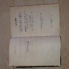 Libros antiguos: LECCIONES DE GINECOPATÍA Ó ENFERMEDADES ESPECIALES DE LA MUJER. 1881. Lote 183854662