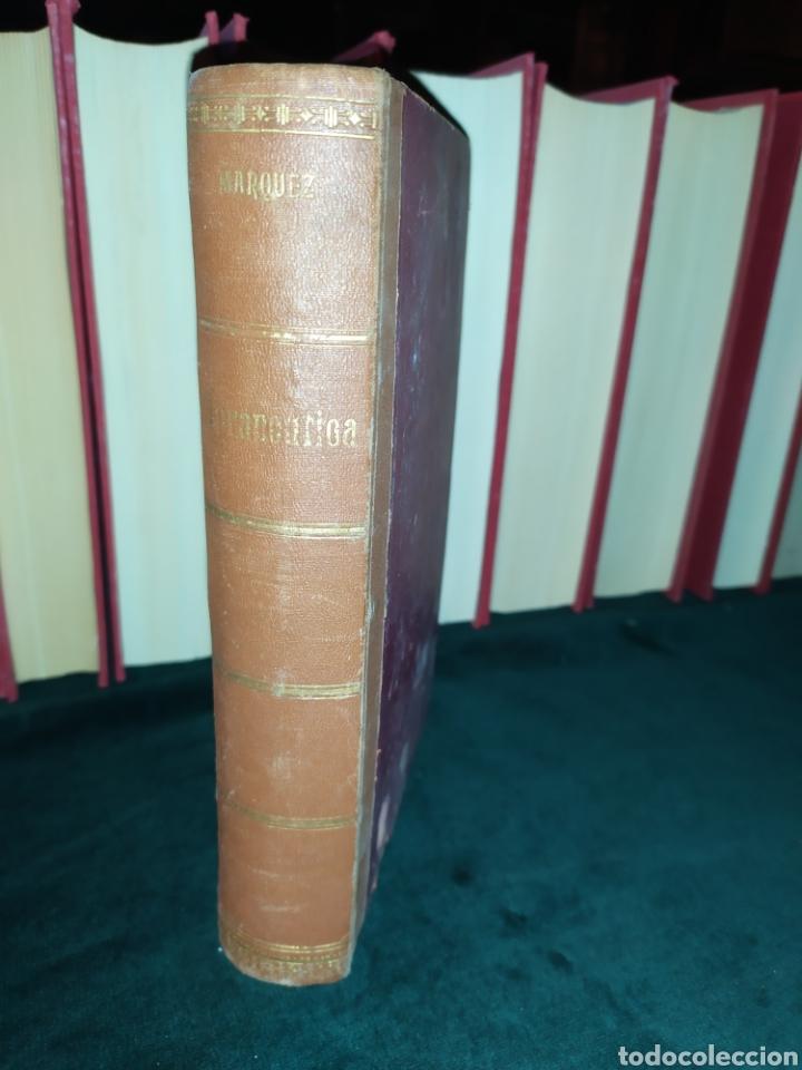 TERAPÉUTICA GENERAL. MÁRQUEZ MANUEL 1920 (Libros Antiguos, Raros y Curiosos - Ciencias, Manuales y Oficios - Medicina, Farmacia y Salud)