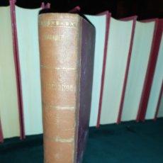 Libros antiguos: TERAPÉUTICA GENERAL. MÁRQUEZ MANUEL 1920. Lote 184427503