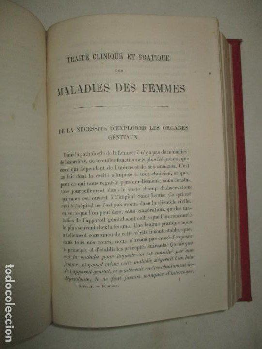 Libros antiguos: PRÉCIS ÉLÉMENTAIRE DE L'ART DES ACCOUCHEMENTS sous forme de demandes et réponses. - GIRARD, C. 1876. - Foto 6 - 123194836